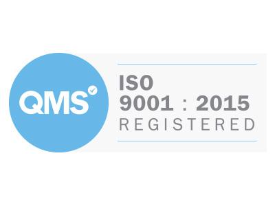 QMS - ISO 9001 : 2015