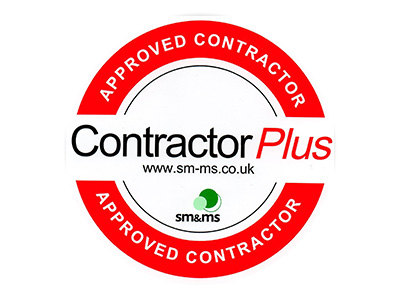 Accreditation - contractor plus