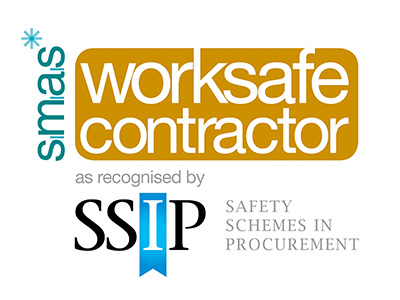 Accreditation - smas worksafe contractor